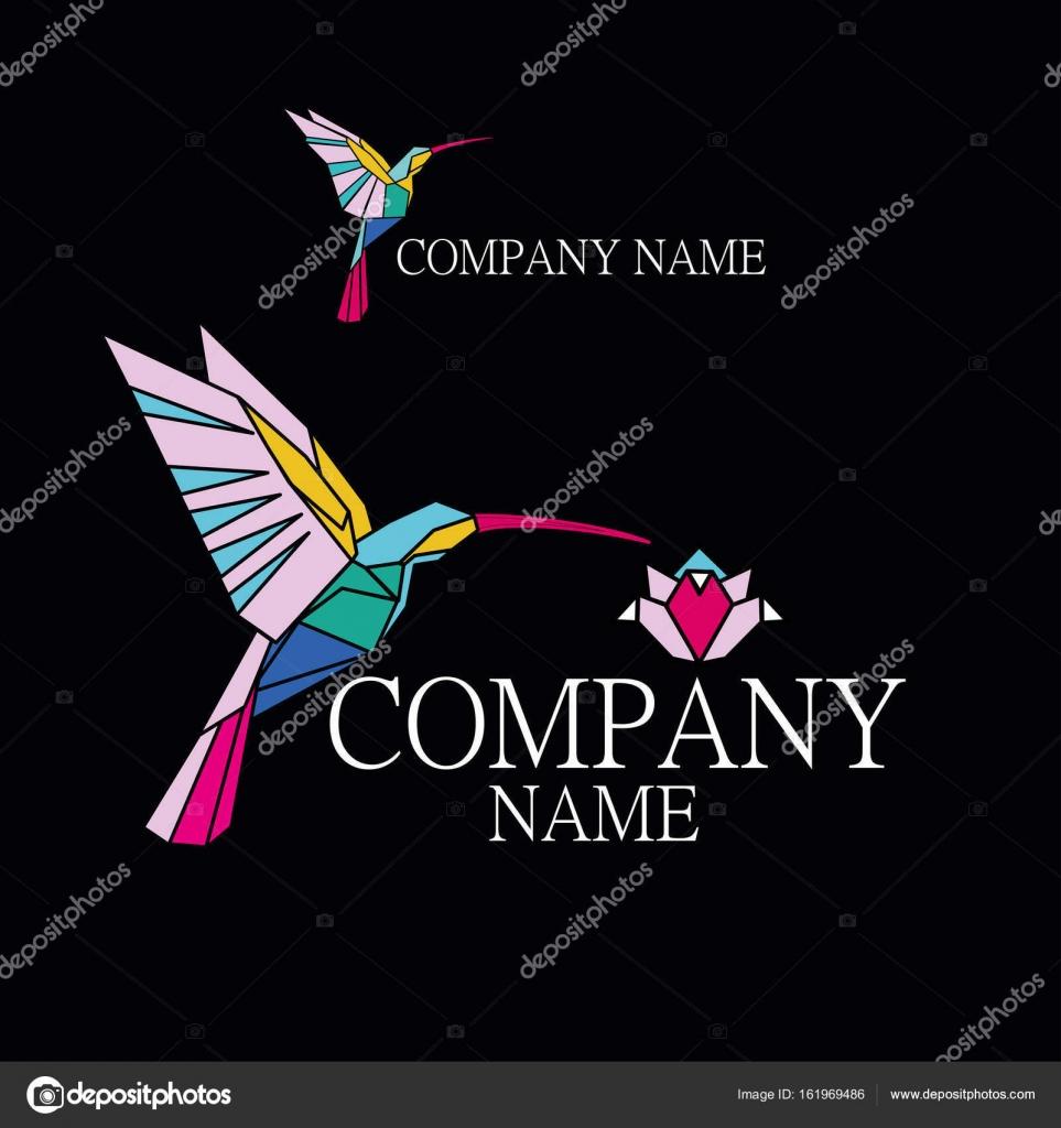 Logo hummingbird for companies stock vector alfaolga 161969486 logo hummingbird for companies stock vector biocorpaavc Images