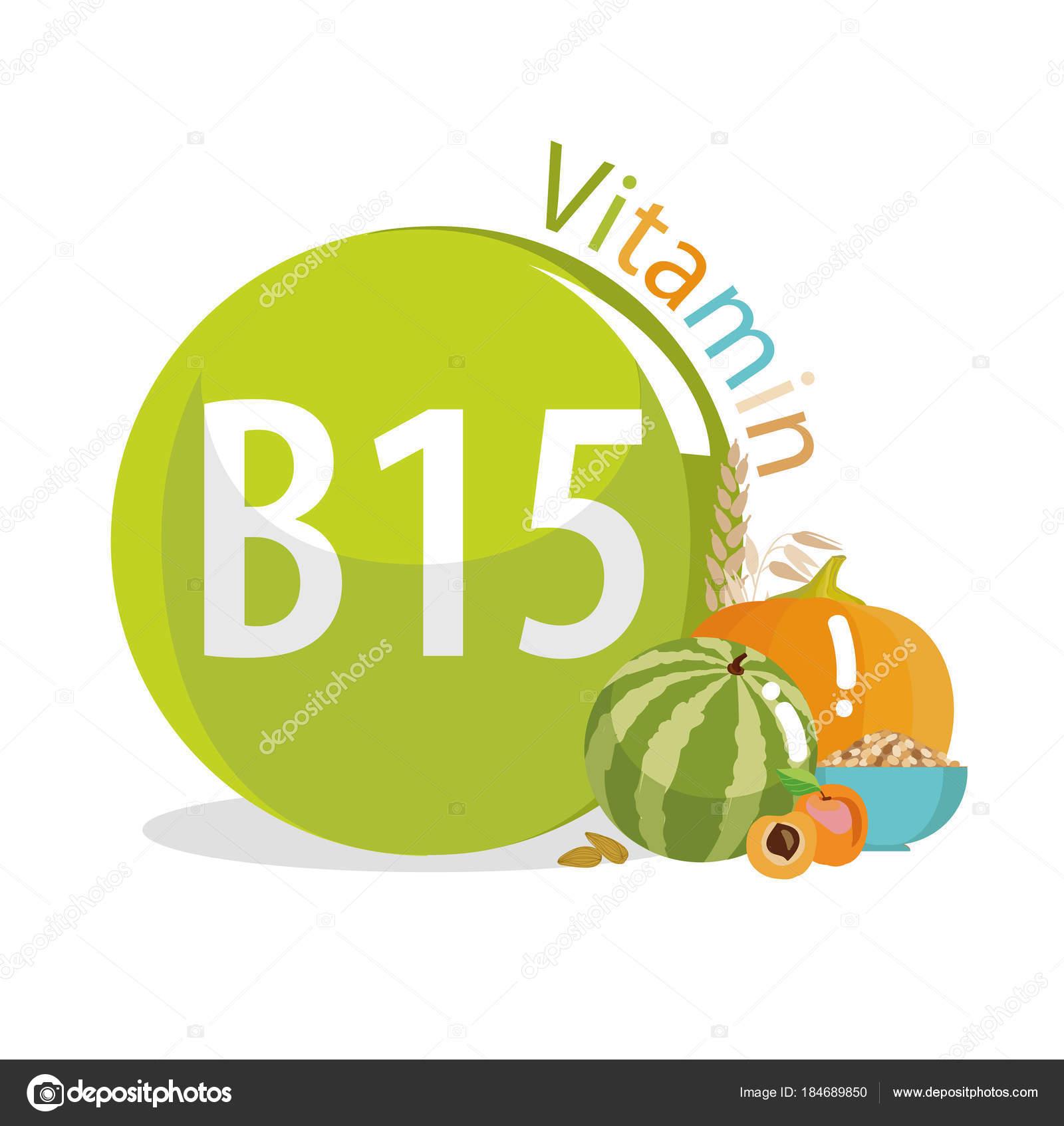 vitamine b15