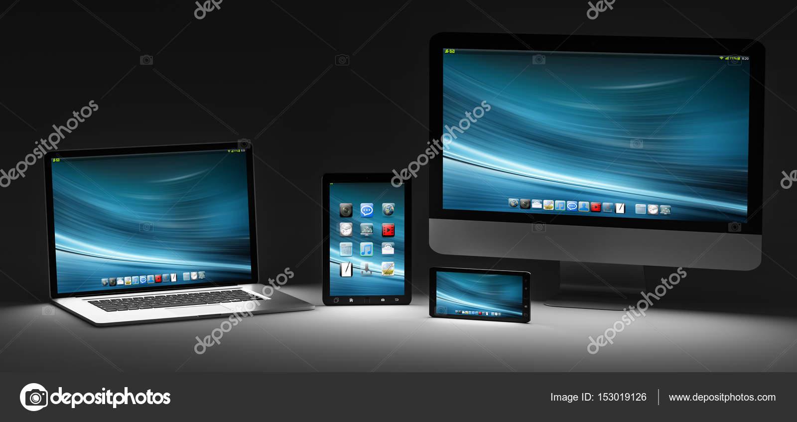 3d Mobile Wallpaper Hd Dark Modern Computer Laptop Mobile Phone