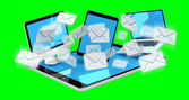 Fényképek Digitális e-mailek repül eszközök képernyők 3d-leképezés