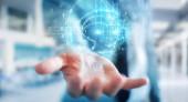 Obchodník s využitím rozhraní digitálního umělé inteligence