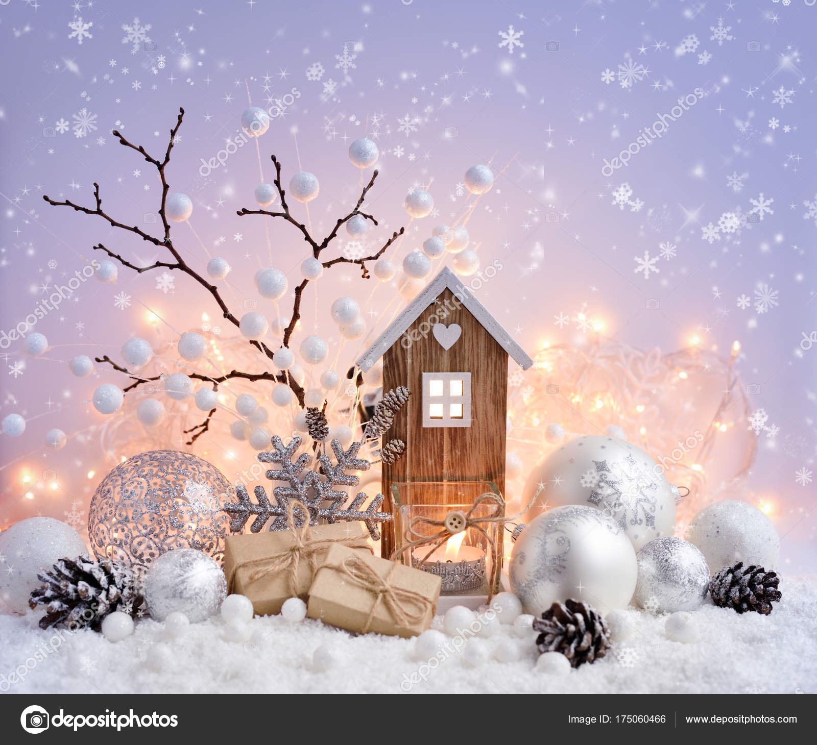 Schne deko good schne deko with schne deko interesting - Winterlandschaft dekoration ...