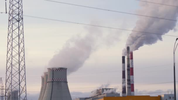 Air Pollution Linked To Slower >> Air Pollution Smoke And Steam Discharged From A Coal Powered
