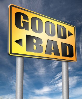 good bad a moral dilemma