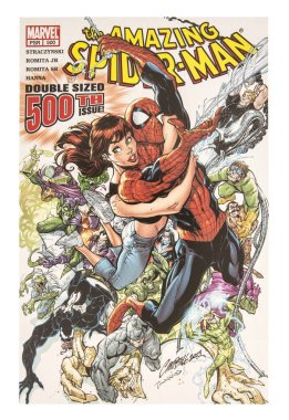 MARVEL Comic Book