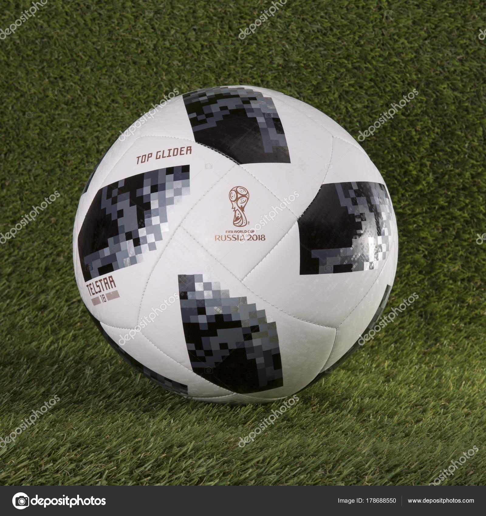 Beautiful Football Ball World Cup 2018 - depositphotos_178688550-stock-photo-telstar-top-glider-world-cup  Gallery_577751 .jpg