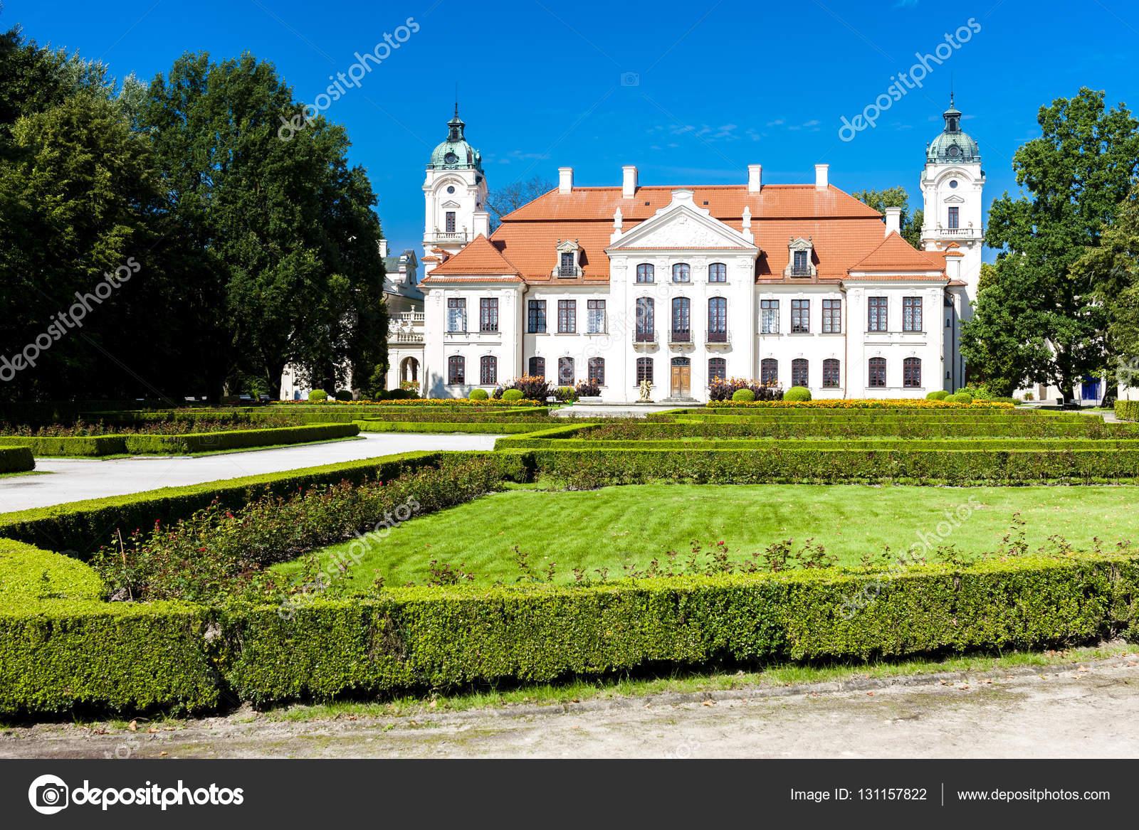 ルブリン県の庭とコズロー スキ...