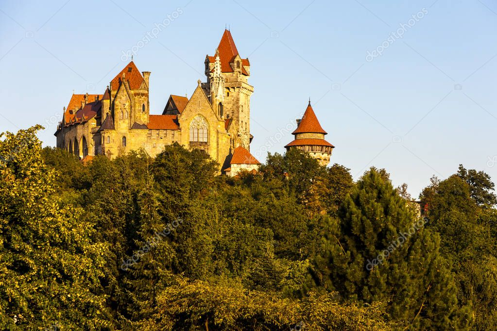 Kreuzenstein Castle, Lower Austria
