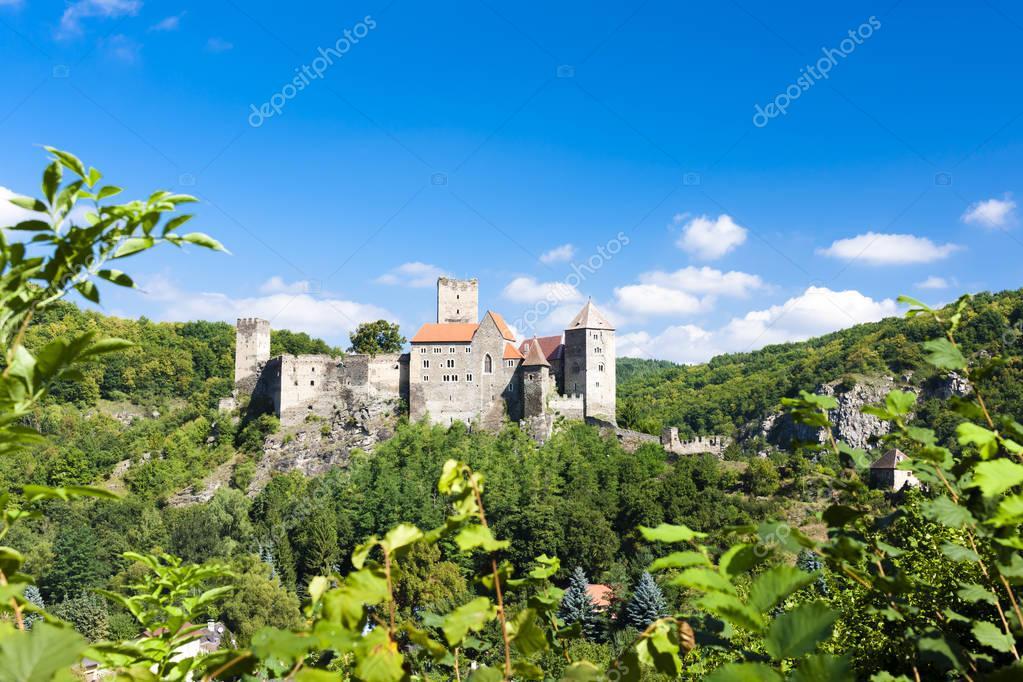 Hardegg Castle, Lower Austria