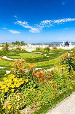 garden of Hof Palace, Lower Austria