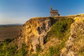 Fotografie Steinkirche von Drazovce bei Nitra, Slowakei, Europa