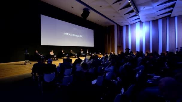 Teilnehmer am inspace forum 2017