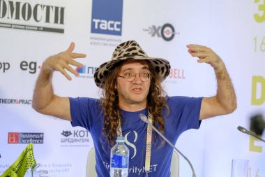 Dr. Ben Goertzel, CEO of SingularityNET at Open Innovations Conference