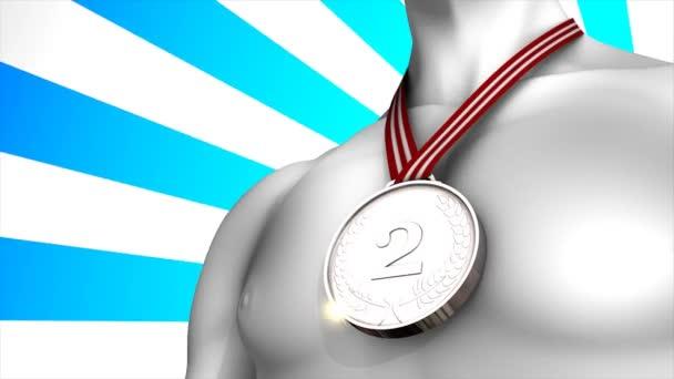 Koncepció animáció Ezüst medál nyertes, matt tartalmazza.
