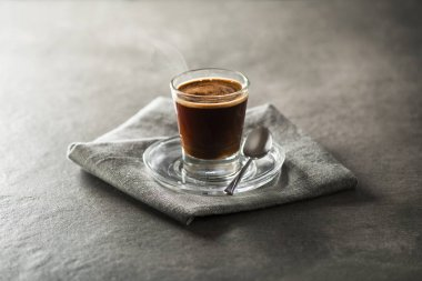 Hot Coffee espresso