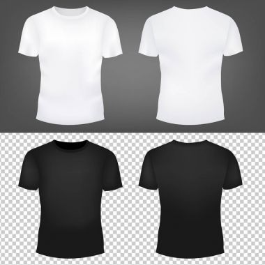 T-Shirt Templates Set