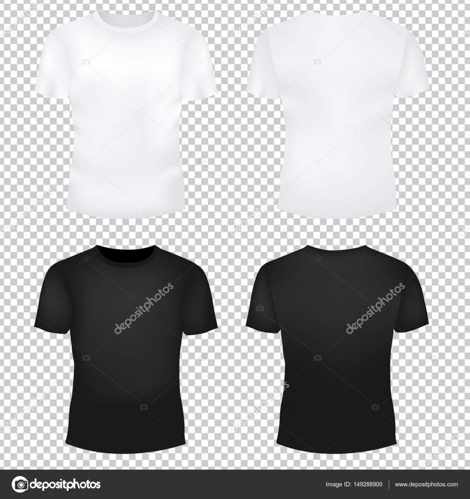 t shirt template set stock vector adamson 149288900