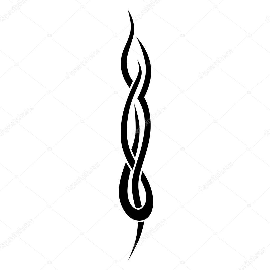 Diseños Faciles Para Tatuajes Elemento De Diseño De Tatuajes