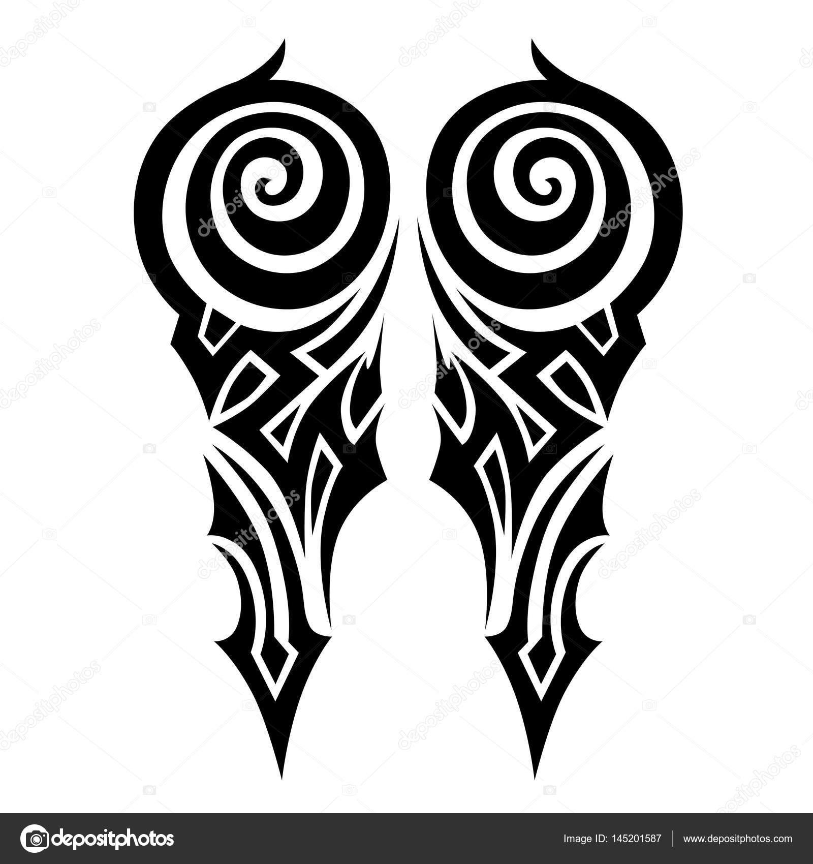 Imágenes En Tribal Diseños Tribales Tatuajes Tribales Tatuaje