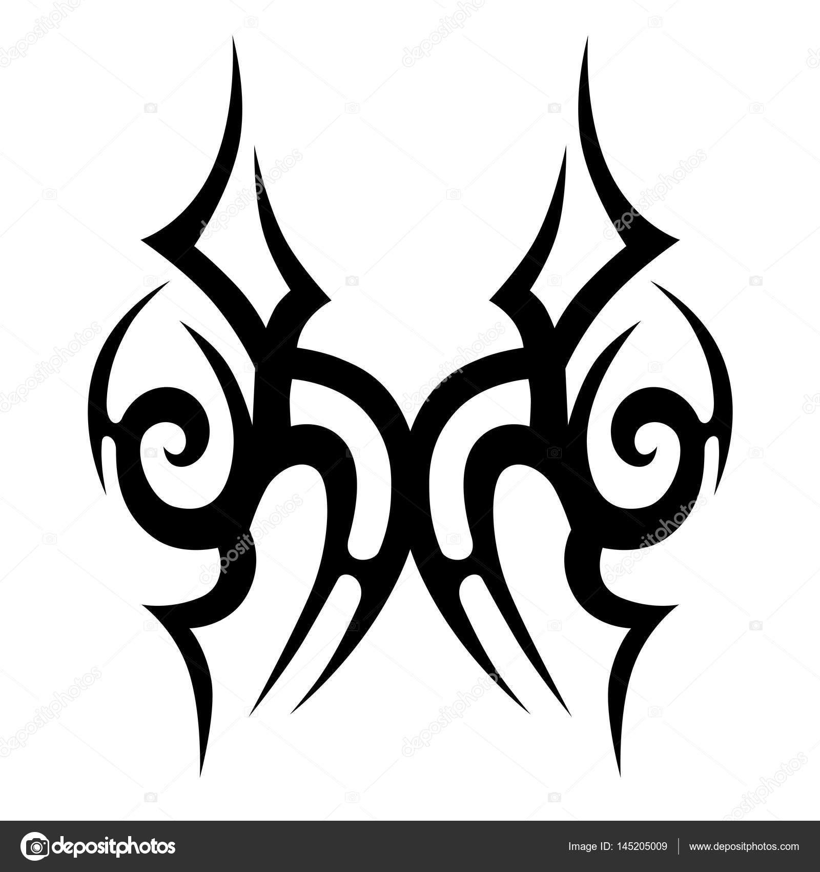 Vector Slipknot Diseños Tribales Tatuajes Tribales