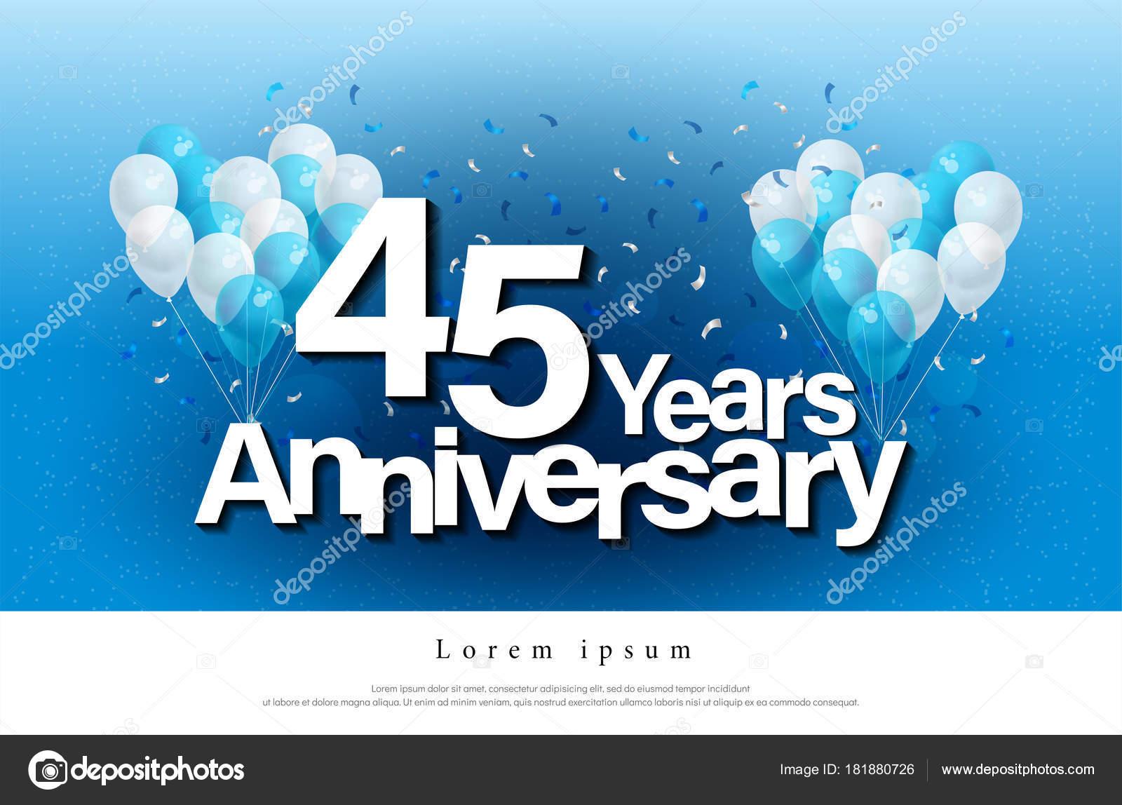 Flotando En El Aire Letra Años Aniversario Tarjetas Letras