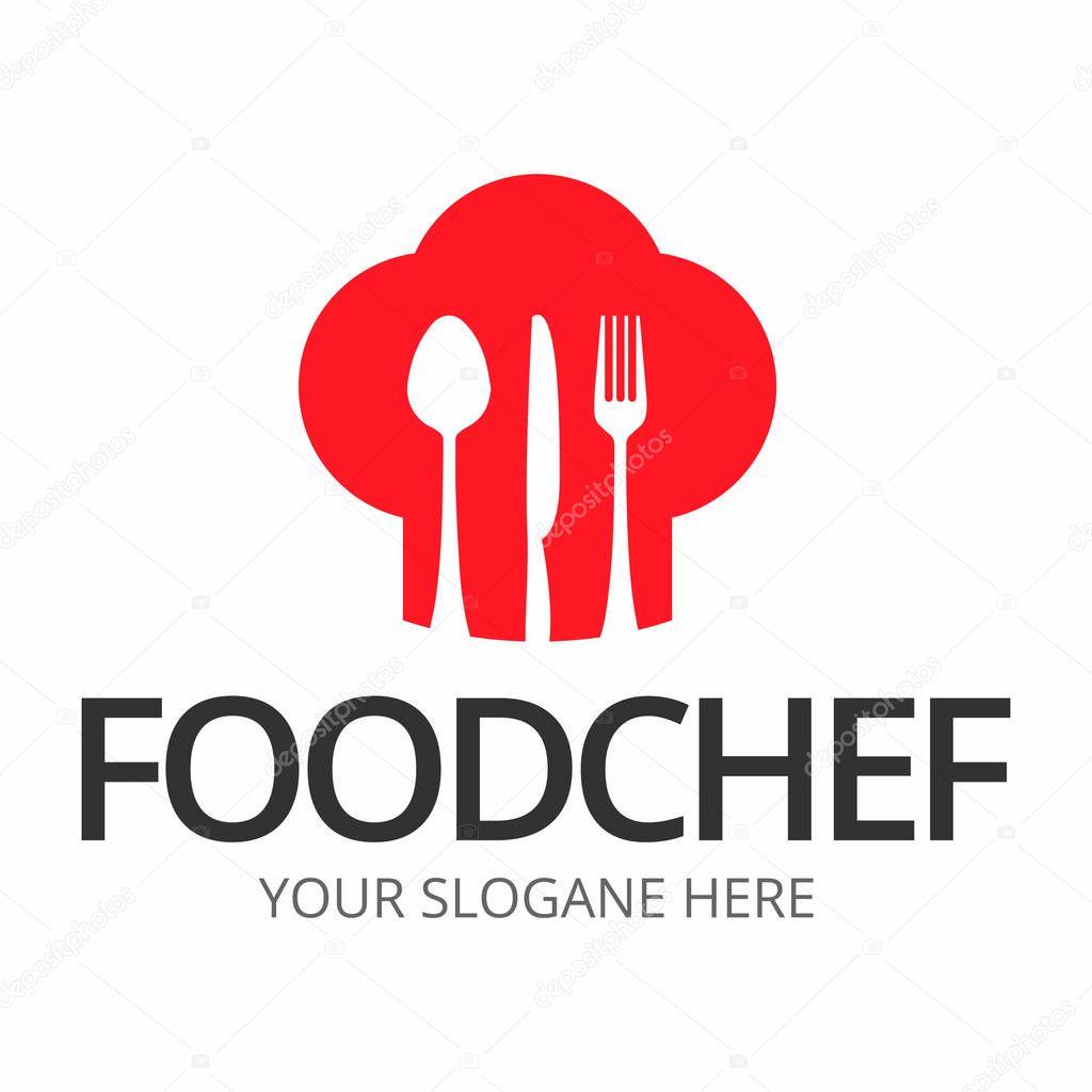 Cucina cucinare icona logo cuoco unico simbolo modello for Cucina logo
