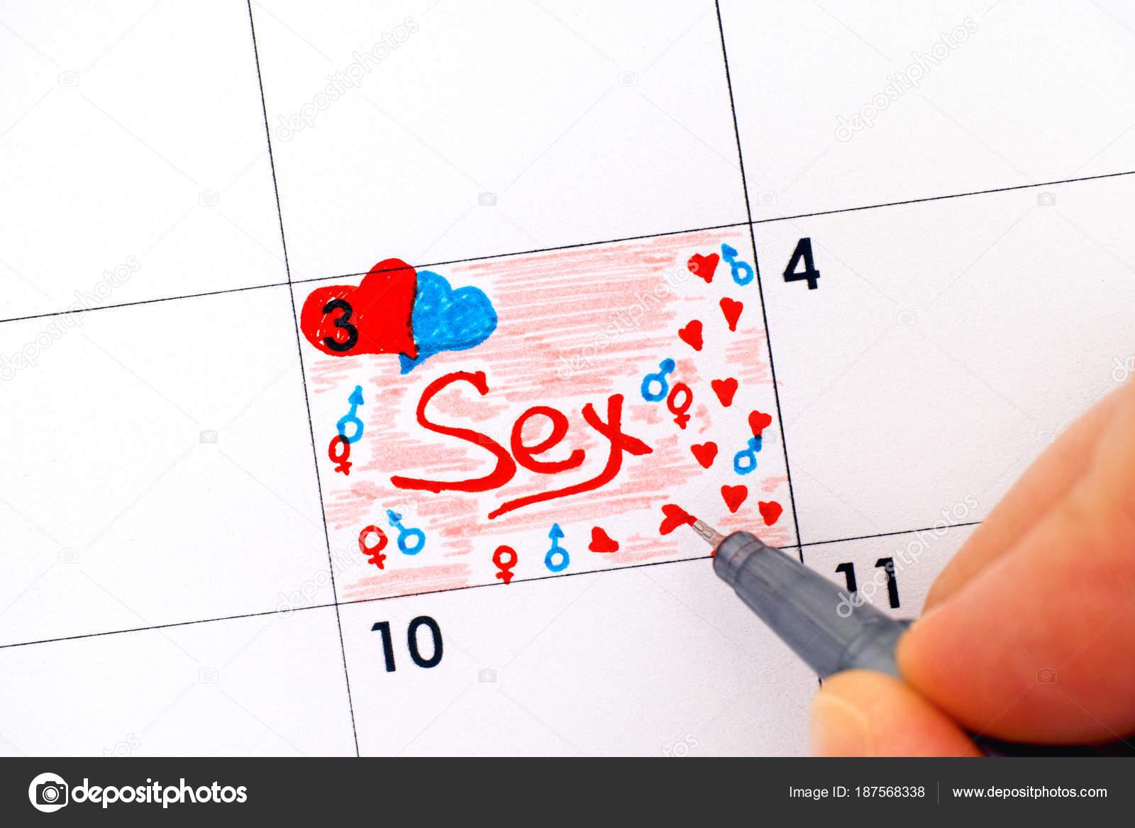 Секс календрь