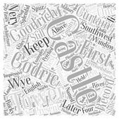 Fotografie Black and Gray Word cloud concept with text vector background