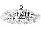 Photo And The Healthy Diet For This Week Is