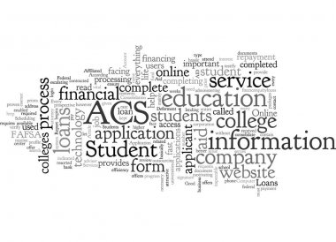 ACS Student Loans Is it Good For Students With Bad Credit