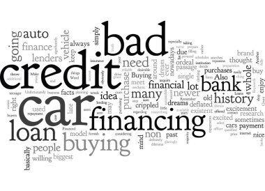 Bad Credit Car Loans What To Do To Get Financed
