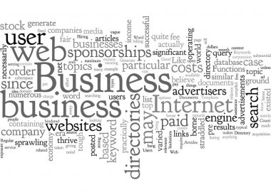 Business Web Directories Generate Good Business