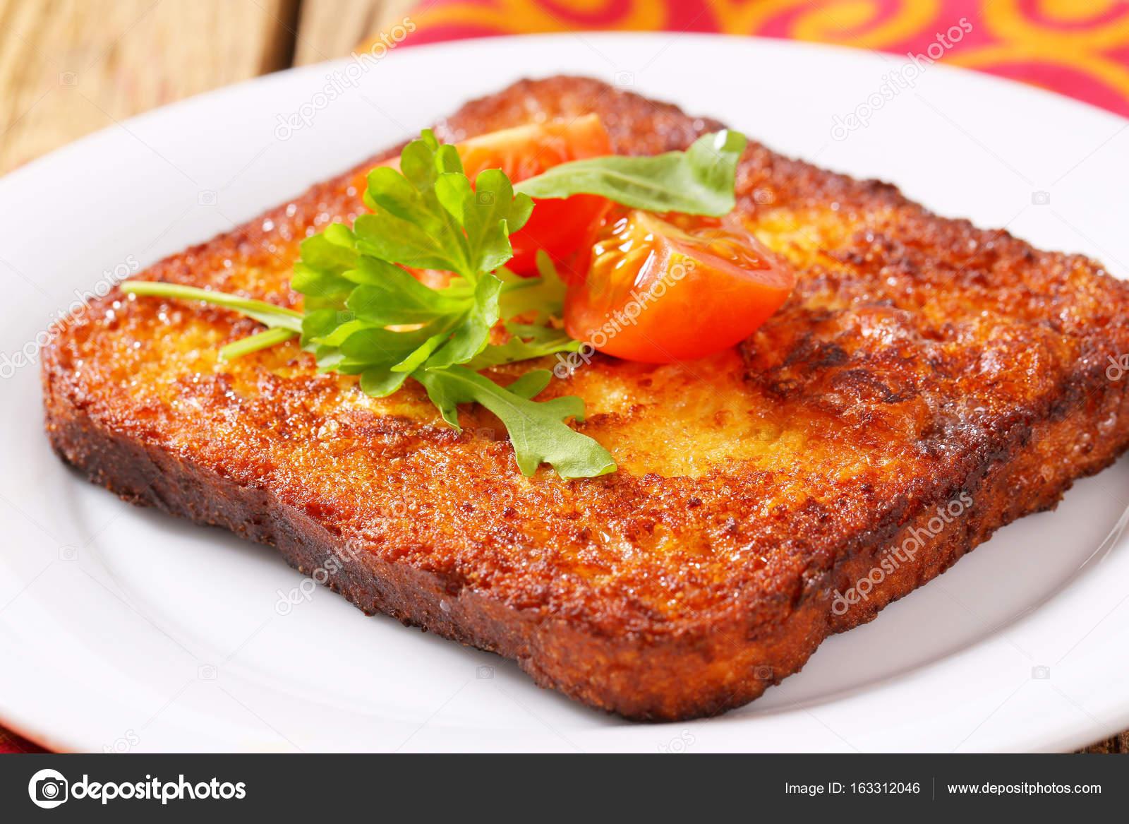 Scheibe Französisch toast — Stockfoto © ajafoto #163312046