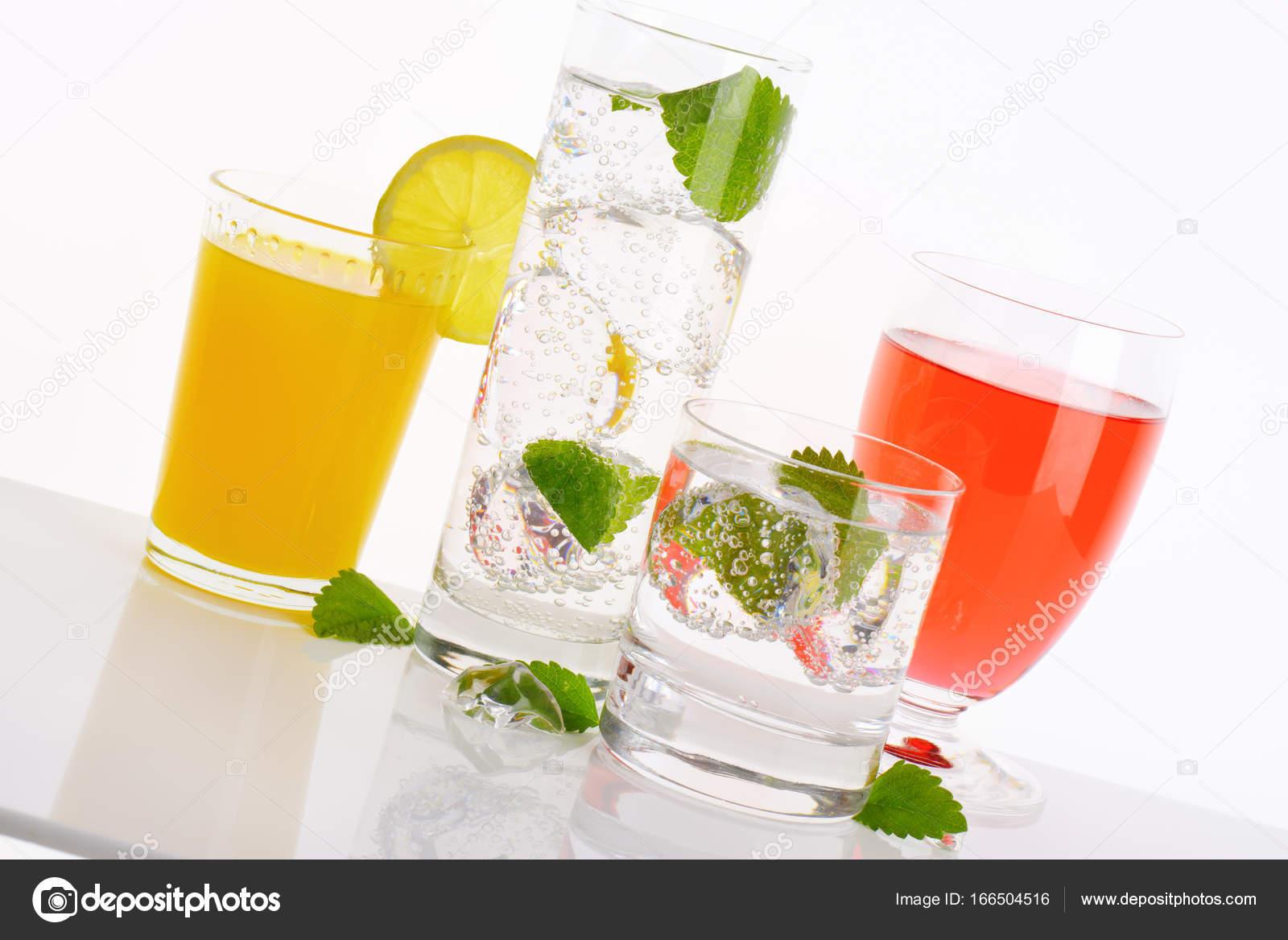 Sommer kalte Getränke — Stockfoto © ajafoto #166504516