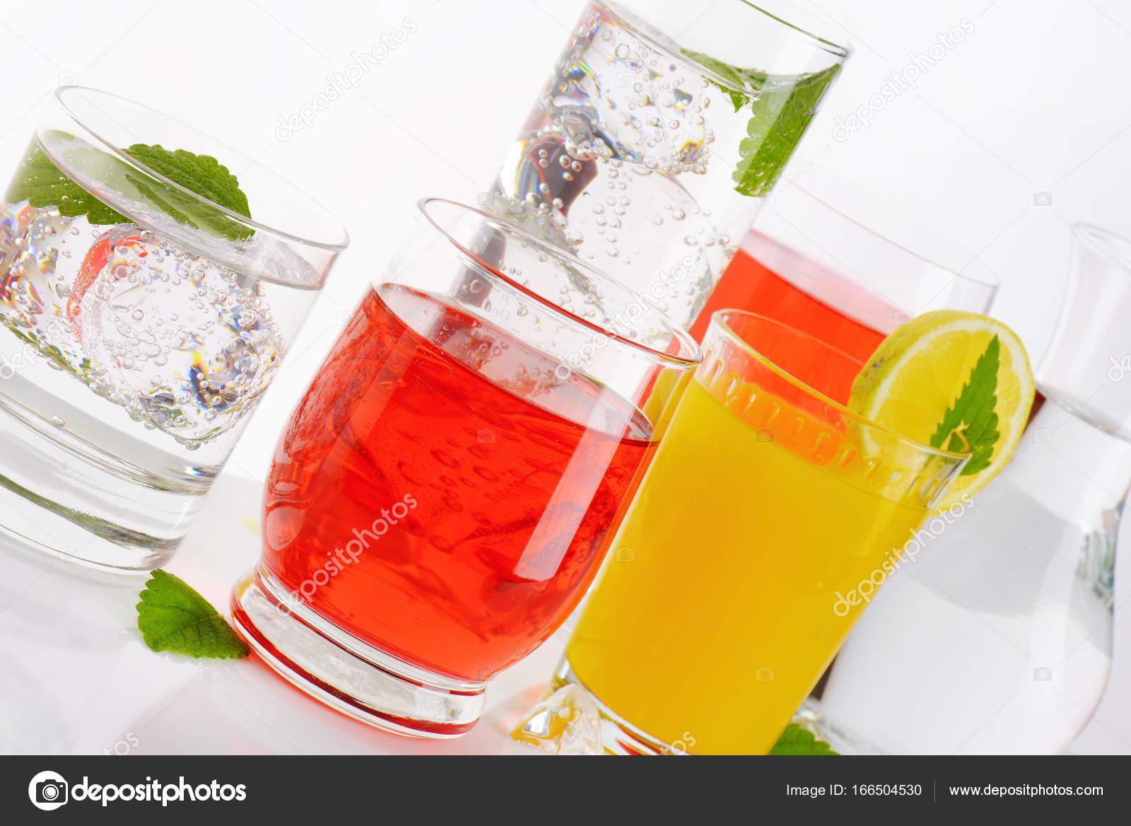 Sommer kalte Getränke — Stockfoto © ajafoto #166504530