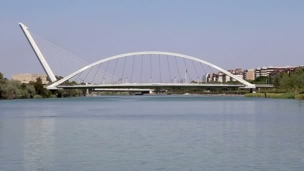 On the Guadalquivir River, Seville, Andalusia, southern Spain