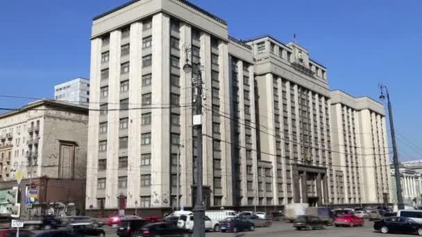 ロシア連邦の連邦議会の下院の建...