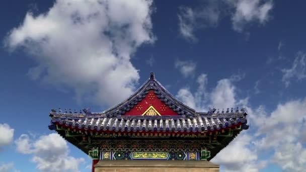chrám nebes (oltář nebes), Peking, Čína