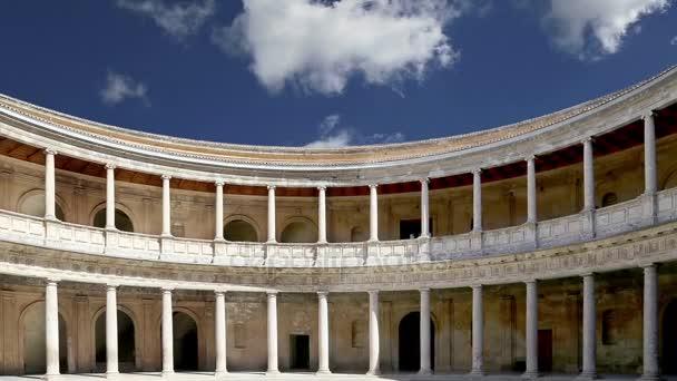 Renaissance palace of Carlos V, Alhambra, Granada, Spain