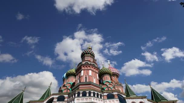 Saint Basil Katedrali (Tapınak, fesleğen mübarek), Kızıl Meydan, Moskova, Rusya Federasyonu