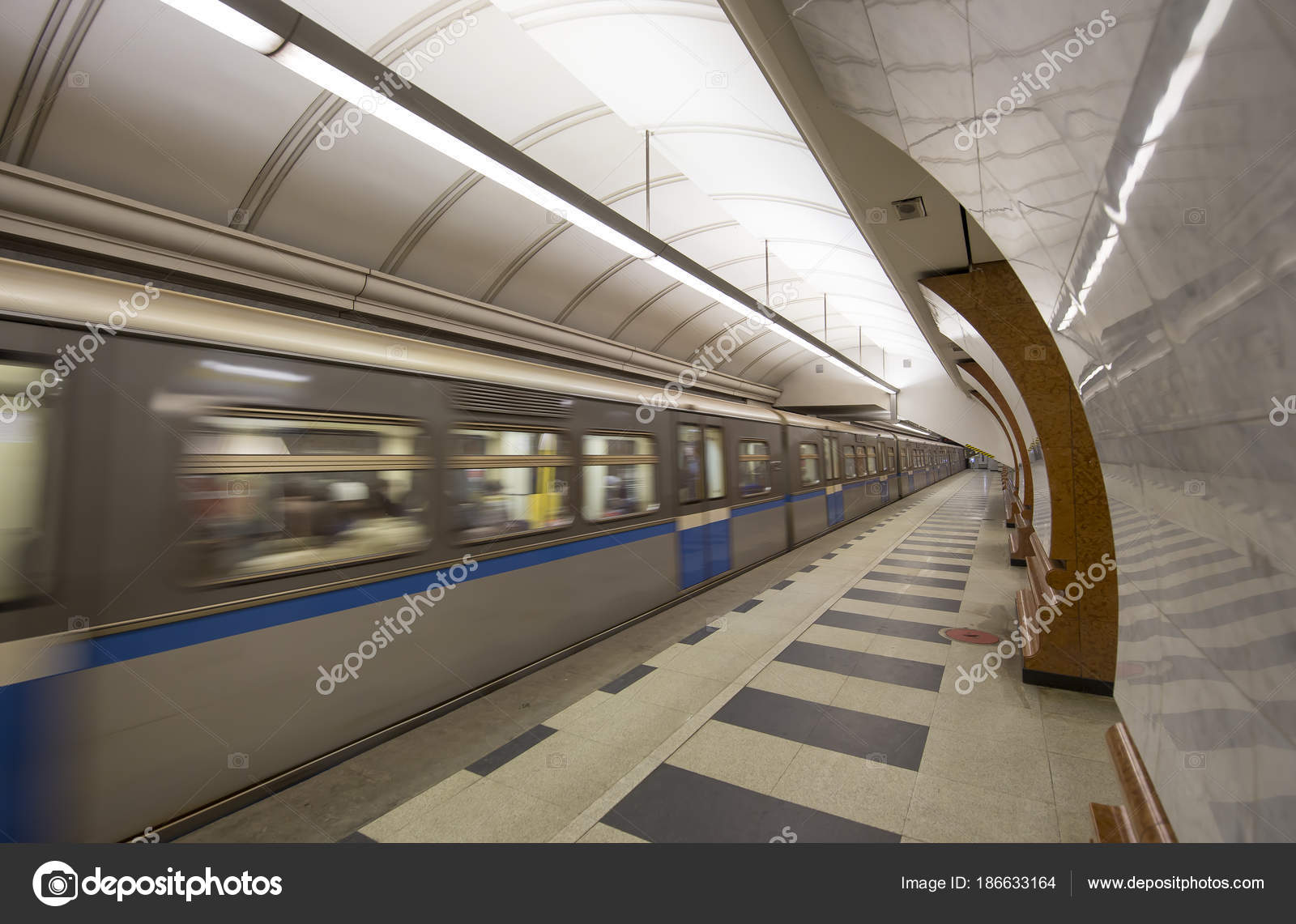 In Moscow, the opening of two metro stations is scheduled for a month on the Butovskaya line 64