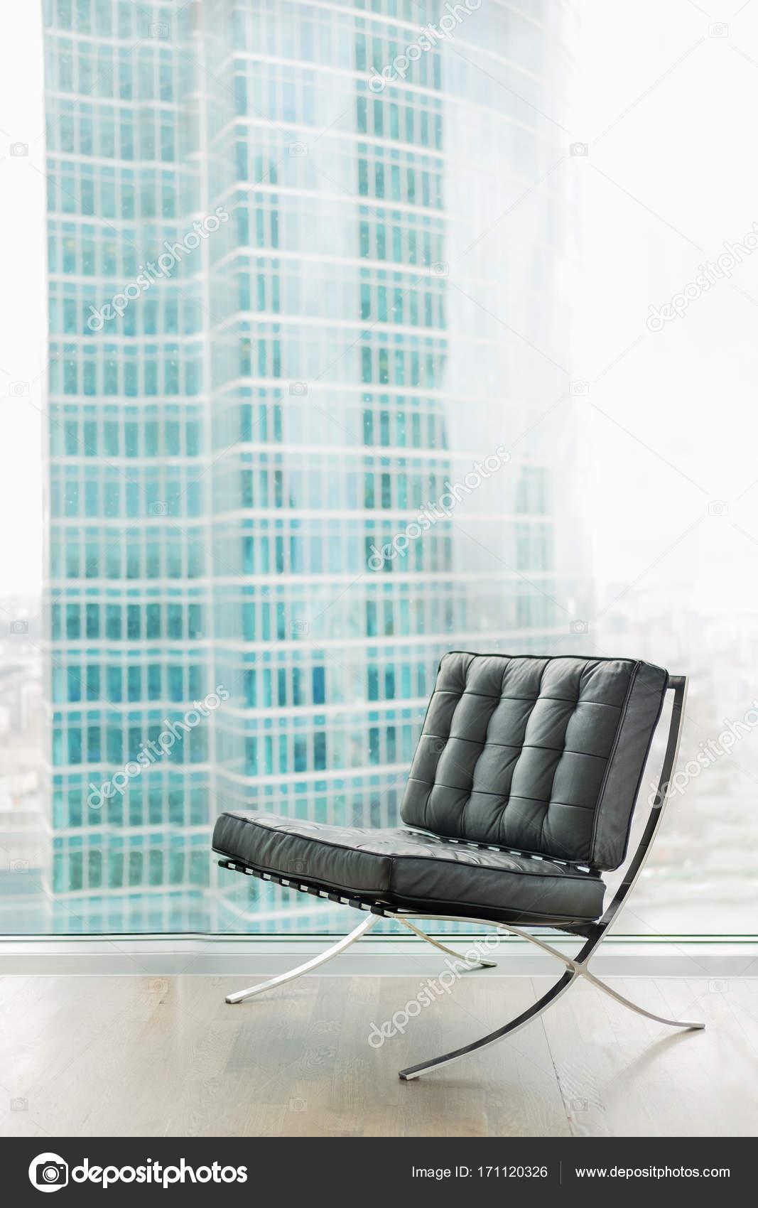 Moderne Lederen Fauteuil.Moderne Lederen Fauteuil In Office Stockfoto C Dmitry Zimin 171120326