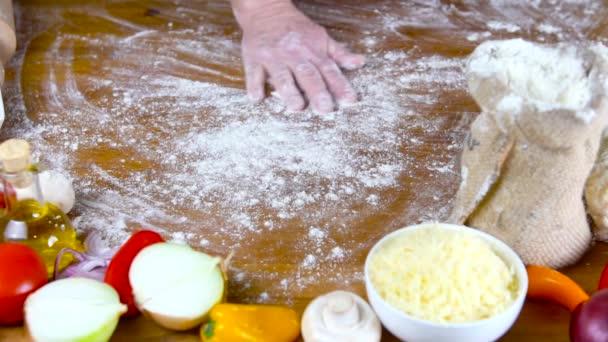 designerské těsto na domácí pizzu