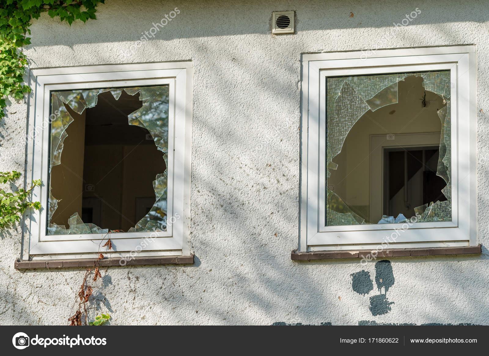 Brilliant Broken Window In The House Stock Photo C Ewastudio 171860622 Download Free Architecture Designs Itiscsunscenecom