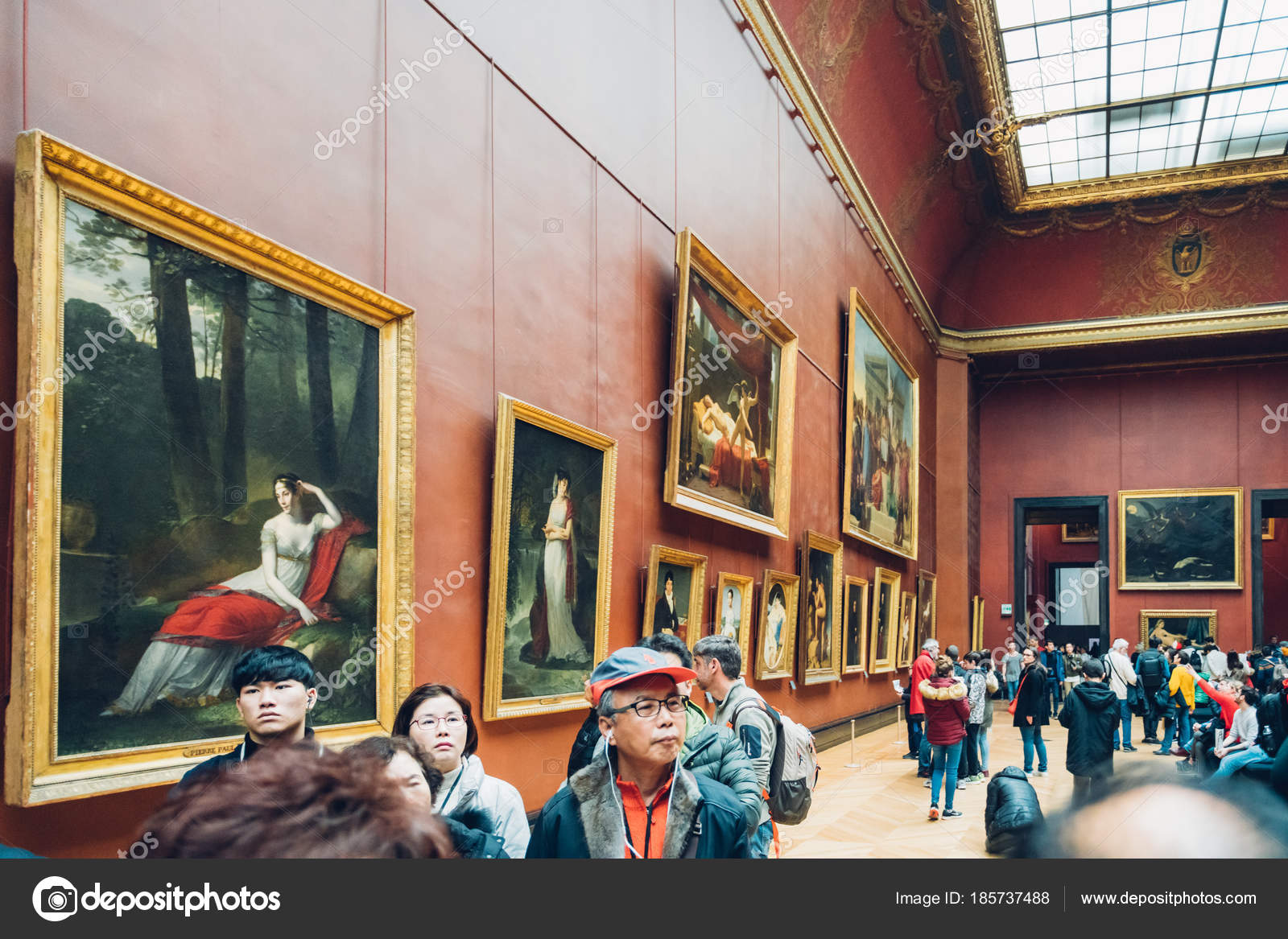 Paris art galleries photography