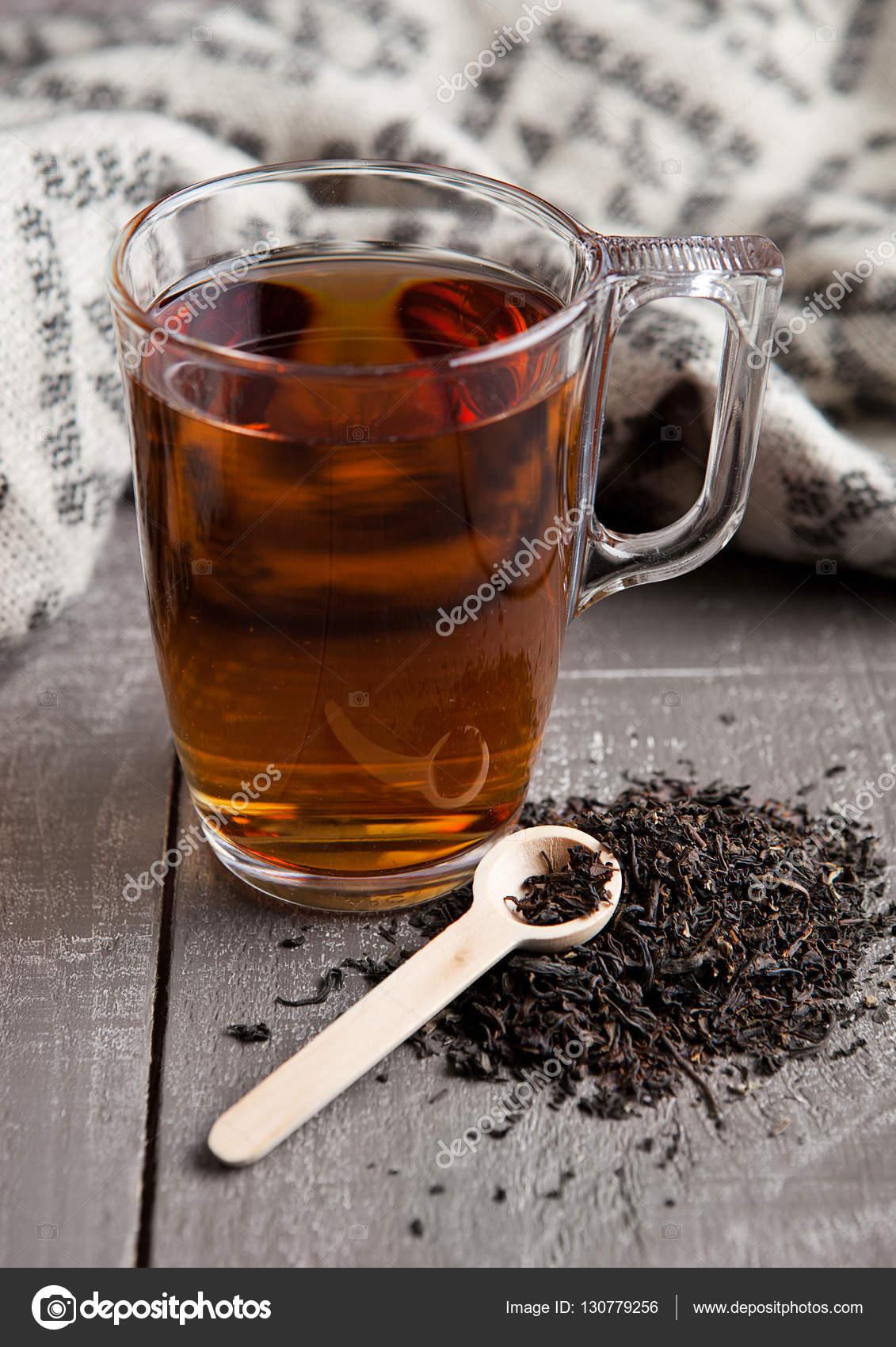 schwarzer tee gesund