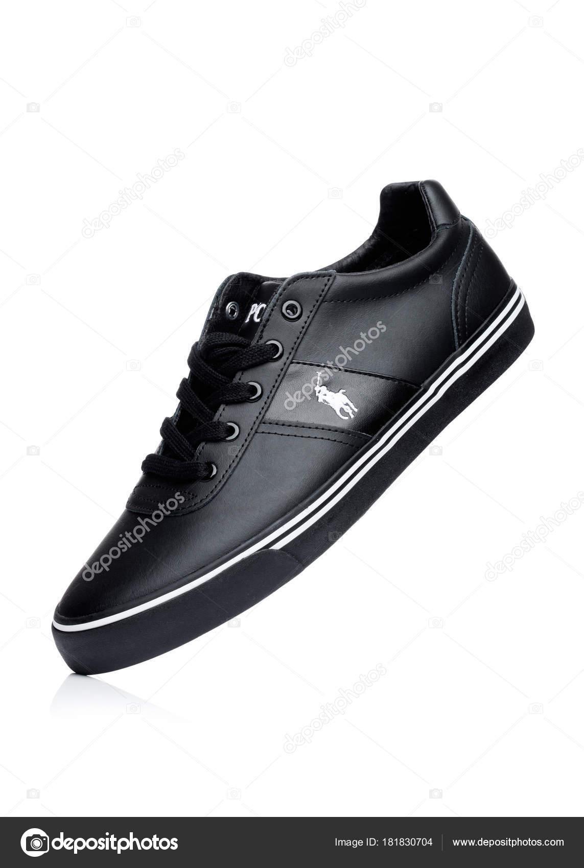 color Ralph Lauren Polo sport shoes