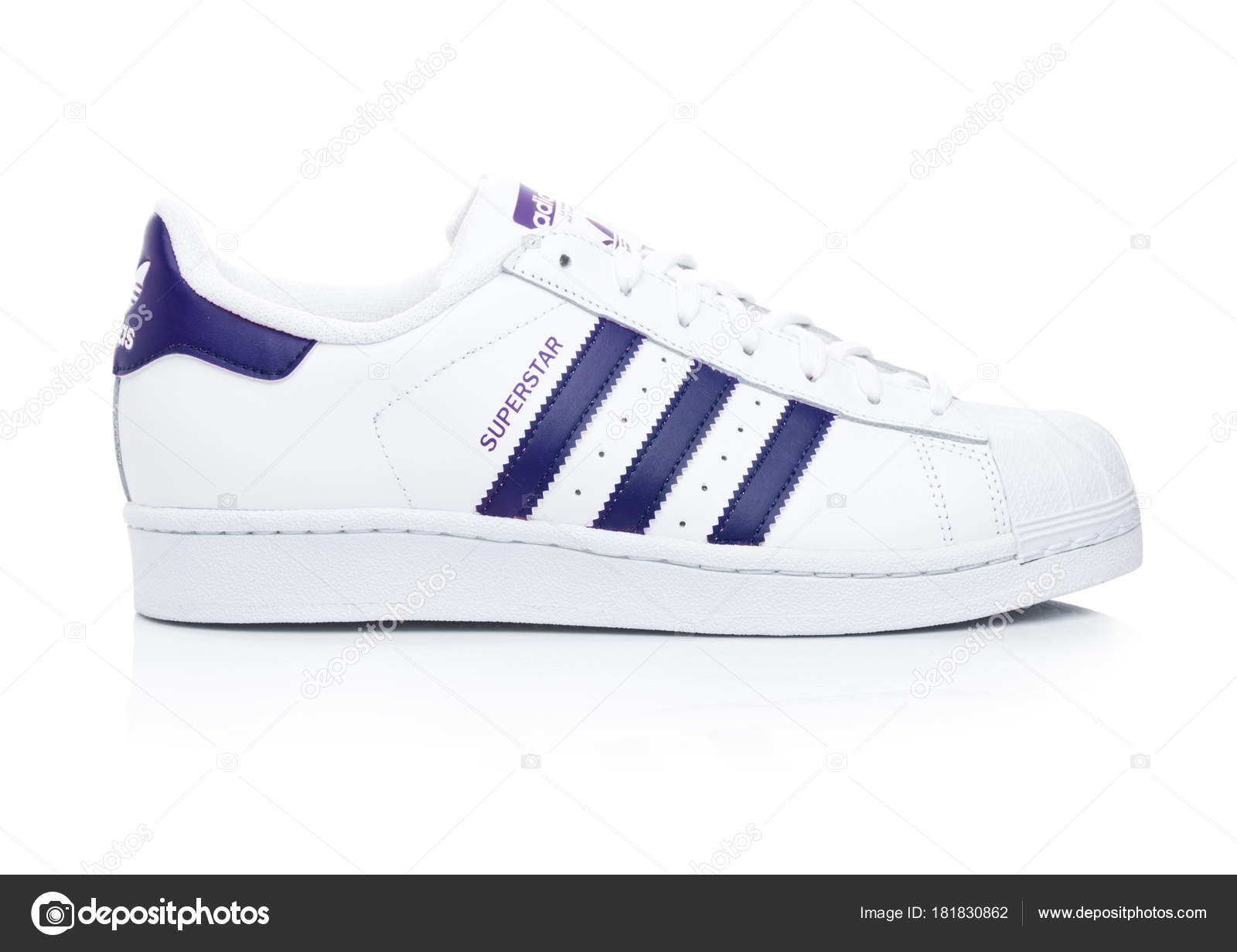 Superstar Kleding.London Verenigd Koninkrijk 24 Januari 2018 Adidas Originals