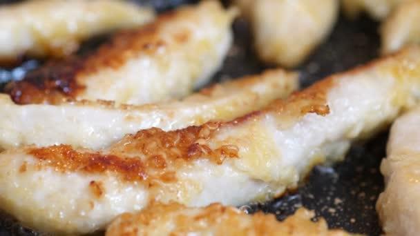Sütés szelet rántott csirkemell