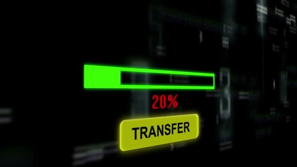 Bankovní převod on-line